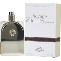 VOYAGE D'HERMES by Hermes EDT REFILLABLE SPRAY 1.18 OZ