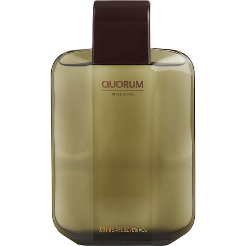 QUORUM by Antonio Puig AFTERSHAVE 3.4 OZ (UNBOXED)