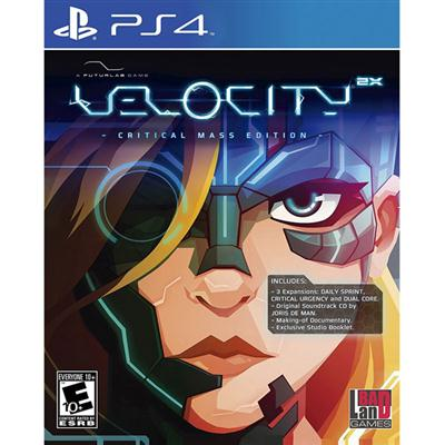 Velocity 2X Critical Mass PS4