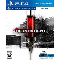 PSVR The Inpatient PS4
