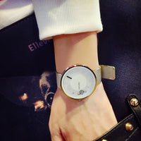 The New Concept Of Creative Men And Women Couple Simple Leisure Trend Watch List