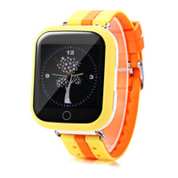 Q100 Wireless GPS Kids Children Smart Sports Watch Support SOS Call Q750