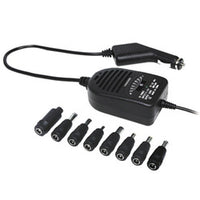 Vakoss Universal Laptop Auto Power Adapter - TP-3447-DK