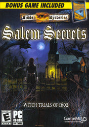 Hidden Mysteries: Salem Secrets - Witch Trials of 1692
