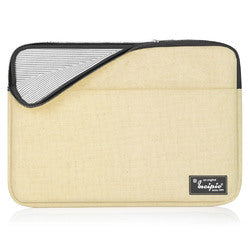 Incipio Ronin 13 Premium Canvas Laptop Case (Tan)