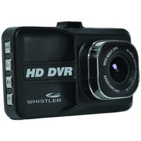 "Whistler D14vr 1080p And 720p Hd Automotive Dvr With 3"" Screen"
