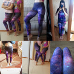 3D Print Galaxy Leggings