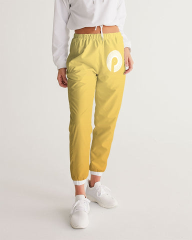 Women's Track Pants-Goldfinger