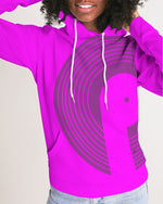Load image into Gallery viewer, LUX Women's Hoodie-Purple