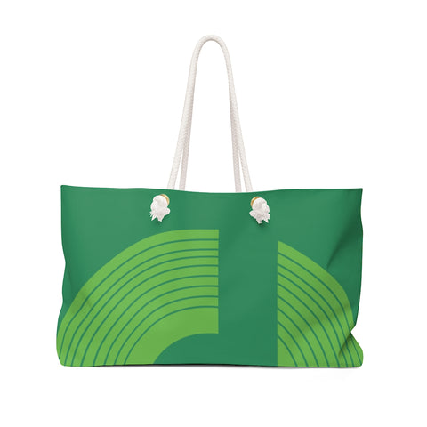 Polaris Weekender Bag - Green Goddess
