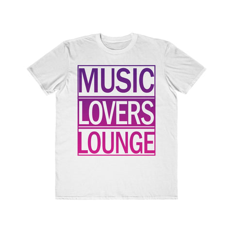 MLL-Men's Lightweight Fashion Tee- Purple Gradient