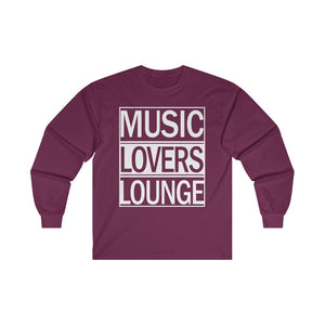 M.L.L. Ultra Cotton Long Sleeve Tee