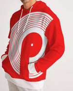 Load image into Gallery viewer, Lux Men's Hoodie-Red