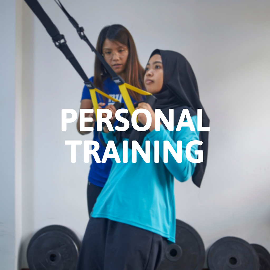Personal Training with Aqilah - 1 session