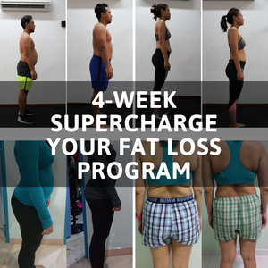 4-Week Supercharge Your Fat Loss Program