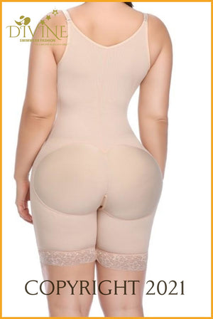 Perfect Curves (Fajas) (Shapewear) (Dark Beige) Accessories