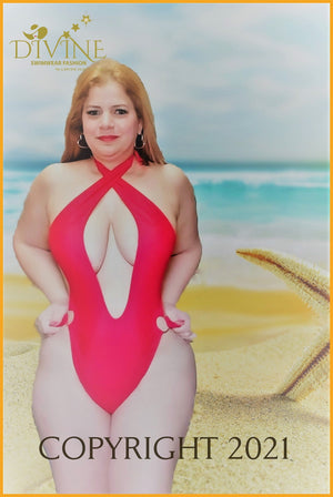 Sexy Passion Monokini (Red) Monokinis