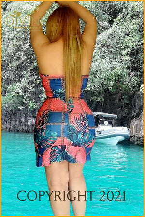 Relax Time Mini Dress Trending