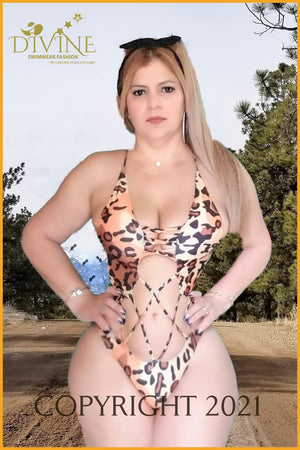 Kid Divine Monokini One Piece Monokinis