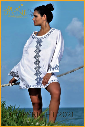 Thailand Tunic Cover Ups