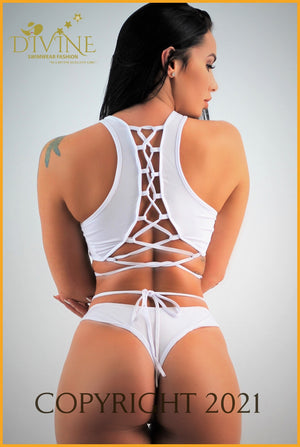 Explosion Thong White (Thong) Small / Accessories