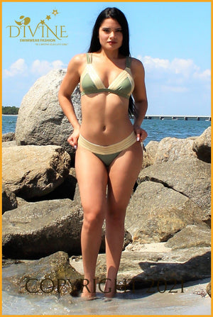Dream Bikini Set (Green)