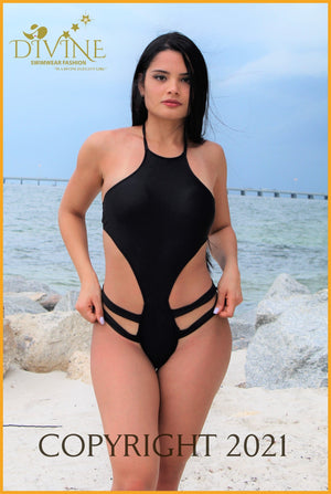 Compromise You Body Monokini Monokinis
