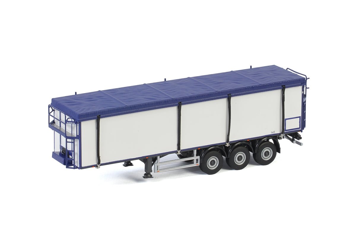 03-2032 | BELT TRAILER - 3 AXLE