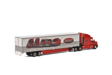 04-2025 | PETERBILT 579 6x4 BOX TRAILER - 2 AXLE