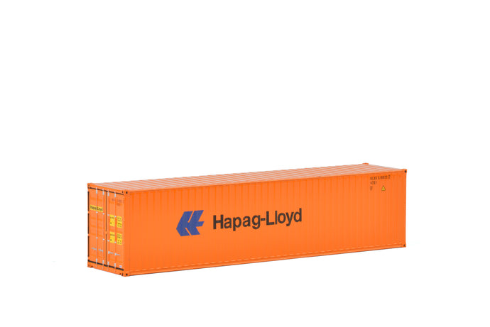 04-2033 | Hapag-Lloyd 40ft Container