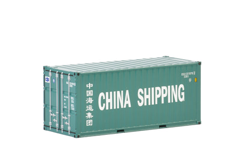 04-2036 | China Shipping 20 FT CONTAINER