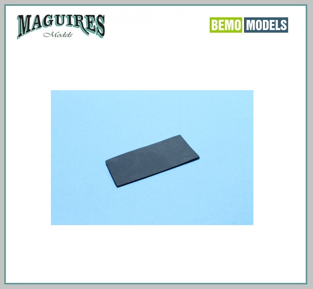 79014 | Rubber Trailer Mudflap