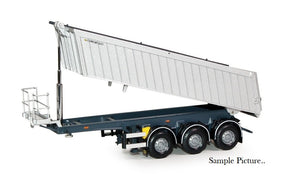 79588 | Smooth Sided 3 axle Tipping Trailer