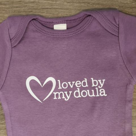 Loved by my Doula One-Piece