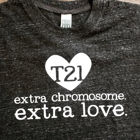 T21 Extra Chromosome One-Piece