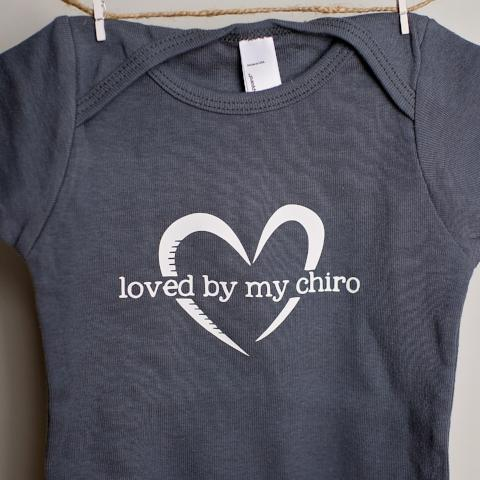 Loved by my Chiro One-Piece