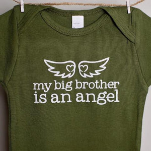 Big Brother is an Angel One-Piece