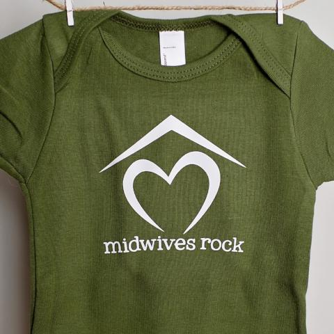 Midwives Rock One-Piece