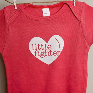 Little Fighter w/ Surgery Scar One-Piece