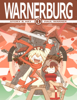 Warnerburg Comic - Book 1 (Paperback)