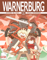 Warnerburg Comic - Book 1 (PDF)