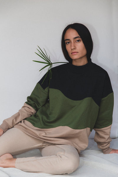 The Landscaper Sweater