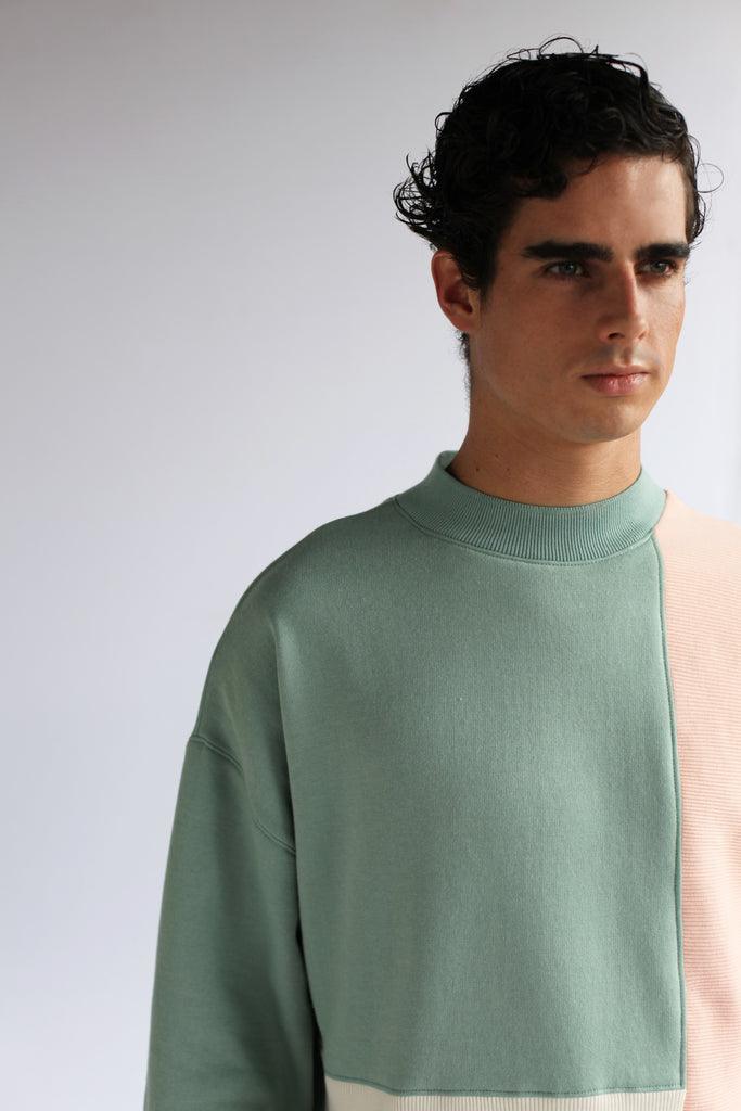 The Mint Sweater