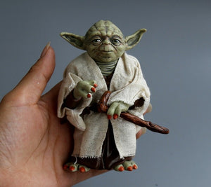 Action Figure - Star Wars - Mestre Yoda