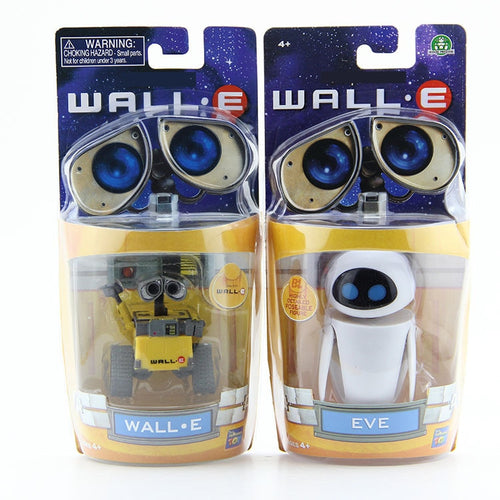 Action Figures - Wall-E e Eve (Disney)