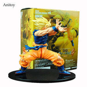 Action Figure Dragon Ball Z - Goku Super Sayajin (Kamehameha)