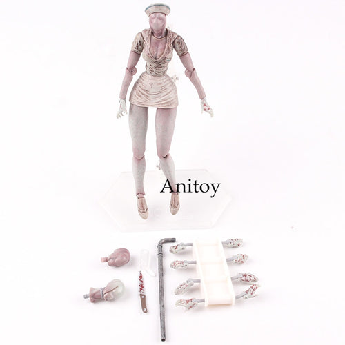 Action Figure - Enfermeira (Silent Hill 2)