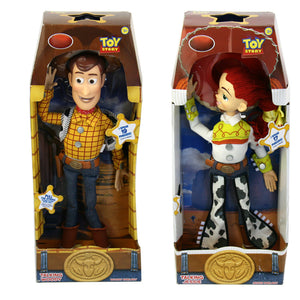 Action Figures - Toy Story - Woody e Jessie