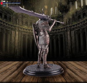 Action Figure - Cavaleiro Negro (Dark Souls)