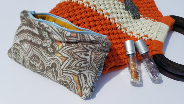 Essential Oil bag-wild sun-P8